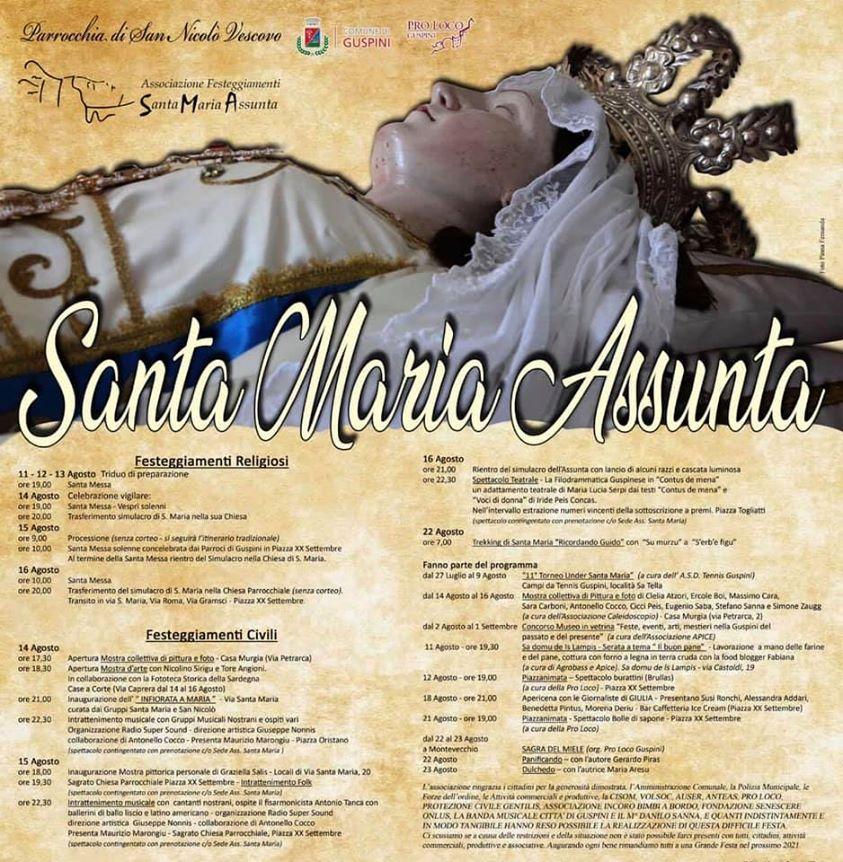Santa Maria Assunta 2020